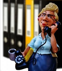 règles téléphoniques, accueil téléphonique