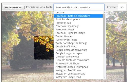 optimisation image, retouche image facebook, ecover facebook,