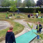 Comment créer un Terrain de Minigolf