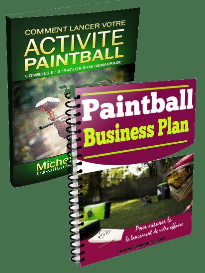 financement au paintball, financement pour paintball